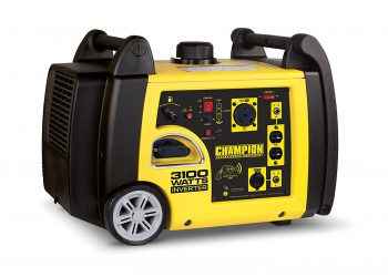 Champion 3000 W Generator Review