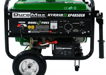 The Top Dual Fuel Generators In 2019