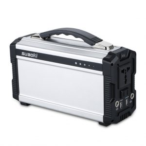 Suaoki 222Wh Portable Generator - the best generator for camping with your family and friends