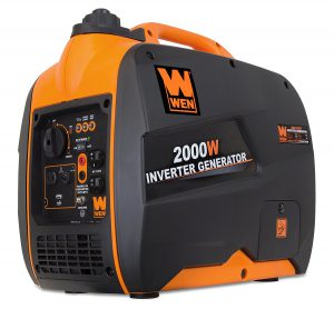 WEN 56200i Super Quiet 2000-Watt Portable Inverter Generator - The best carb compliant portable inverter generator of 2018