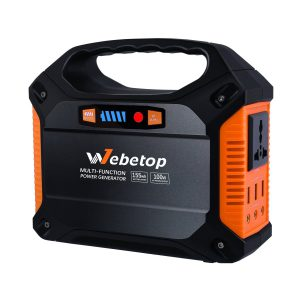 Webetop Portable Generator Power Inverter - the best BMS (Battery management system) powered generator