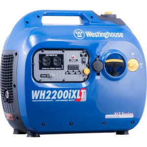 Westinghouse WH2200iXLT Super Quiet Portable Inverter Generator - The best gas powered portable inverter generator