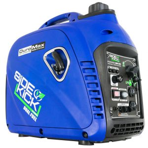 DuroMax XP2000EH 2000-Watt Dual Fuel Digital Inverter Hybrid Portable Generator