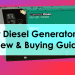 Best Diesel Generators (Review & Buying Guide)